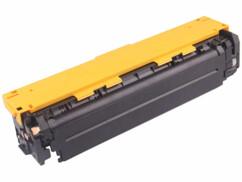 Toner compatible HP CB541 - cyan