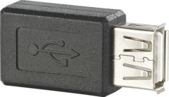Adaptateur USB 2.0 type A vers Micro-USB type B