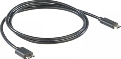 Câble Micro-B - USB C 100 cm