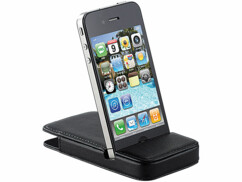 Étui de protection & support pour iPhone 4 / 4S