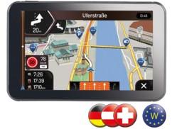 Système GPS Premium 6'' StreetMate N6 - cartes Europe de l'Ouest