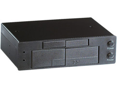'Twin-Dock'' interne pour disque dur S-ATA