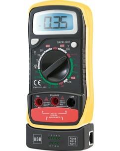 Voltmètre / multimètre 3 en 1 ''VA102''