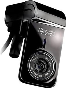 Webcam HD Dualpix 5 MP Hercules (recond.)
