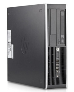 ordinateur de bureau reconditionné HP COMPAQ 8200 ELITE SFF avec intel i5 2400 8go ram hdd 500 go