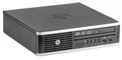 pc reconditionné HP COMPAQ 8300 ELITE USDT avec intel i5 3470s ram 4 go ddr3 ssd 128 go windows 7 pro