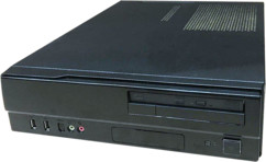 ordinateur reconditionné tour de bureau reteq avec intel i5 660 ddr3 8go et windows 10