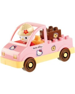 Hello Kitty  Jouets et briques de construction- Safari