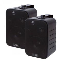 Paire de mini-enceintes 3 voies LS-5L3 - Noir