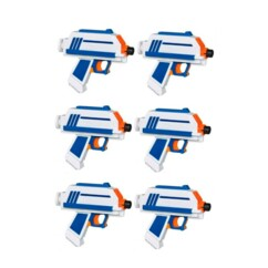Lot de 6 pistolets Nerf Star Wars modèle Capitaine Rex.