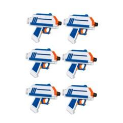 Lot de 6 pistolets Nerf Star Wars modèle Capitaine Rex.