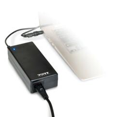 Chargeur secteur 90 W pour ordinateurs portables Acer et Toshiba.