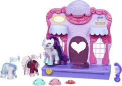 Boutique magique My Little Pony par Hasbro.