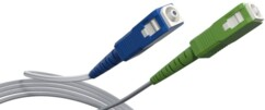 Câble de fibre optique SC-APC/UPC - 20 m