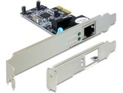 Carte réseau PCI Express Gigabit LAN