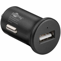 Chargeur rapide USB 3.0 Quick Charge pour prise allume-cigare.