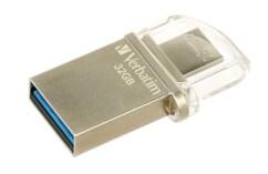 Clé Micro-USB 3.0 OTG Verbatim de 32 Go.