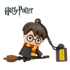 Clé USB Harry Potter balais 16 Go.