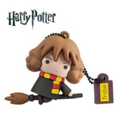 Clé USB Harry Potter modèle Hermione Granger balai avec 16 Go de mémoire.