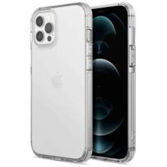 Coque antichoc transparente Raptic Clear pour iPhone 13 Pro Max.