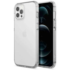Coque antichoc transparente Raptic Clear pour iPhone 13 Pro.