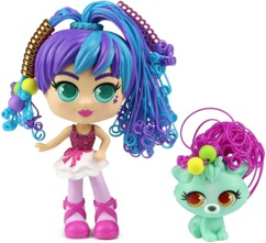Poupée Curli Girls Bellerina modèle Rosli et Koda.
