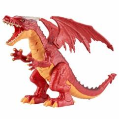 Dragon de feu Zuku Robo Alive.