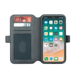 Étui folio 3Sixt Neowallet pour Iphone X et iPhone XS.