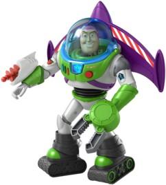 Figurine Buzz l'Éclair Super Armure - 17 cm