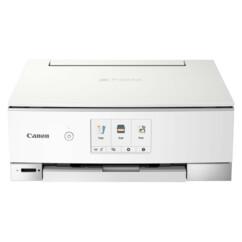 Imprimante Pixma TS8351 blanche.