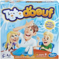 Jeu de société Tête d'oeuf par Hasbro.