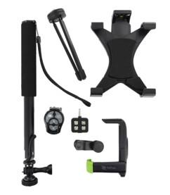 Kit d'accessoires Premium pour photo et vidéo
