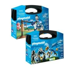 Lot de 2 packs Playmobil Knights n°5456 et n°70106.