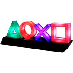 Lampe USB avec les symboles de la Playstation.