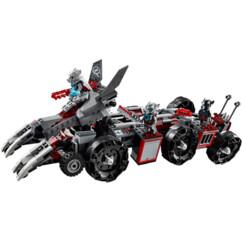 Le grand Wolfstruck de Worriz en LEGO.