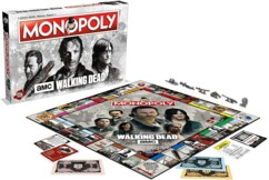 Jeu de société Monopoly The Walking Dead.