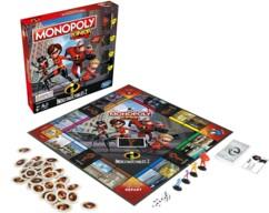 Monopoly Les Indestructibles 2.