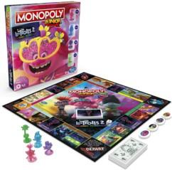 Monopoly Junior : Les Trolls 2.