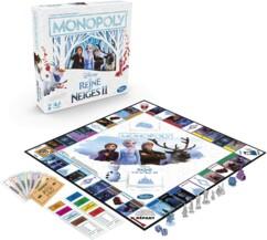 Monopoly La Reine des Nieges 2.