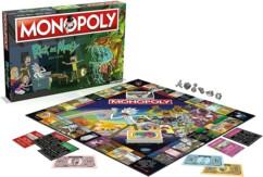 Monopoly Rick et Morty.