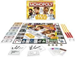 Monopoly Star Wars : Han Solo