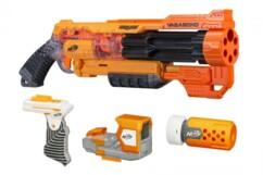 Nerf Doomlands 2169 : Blaster Vagabond avec accessoires N-Strike Modulus