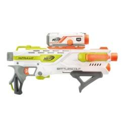 Le Blaster Nerf Battlescout ICS-10.