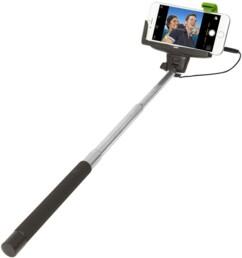 Perche à selfie télescopique