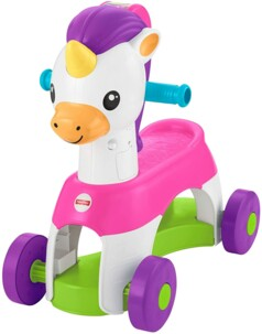 Licorne Balade musicale, par Fisher Price.