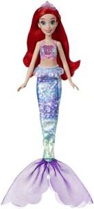 Poupée Ariel collection Disney princesse chante Partir là-bas