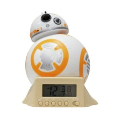 Réveil digital Star Wars BulbBotz BB-8.