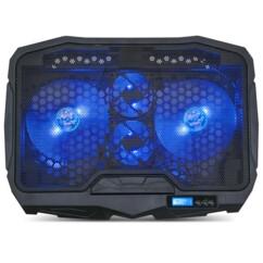 """Système de refroidissement pour PC portable 17"""" AirBlade 600 Blue"""