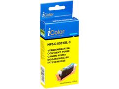 Cartouche compatible Canon CLI-551 XL - Cyan