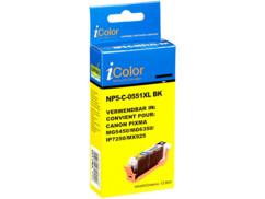 Cartouche compatible Canon CLI-551 XL - Noir